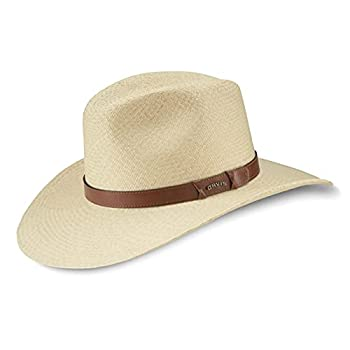 Orvis Men s The Ultimate Straw Hat Ivory