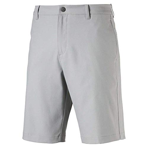 PUMA Golf 2019 Men's Jackpot Short, Quarry, 36