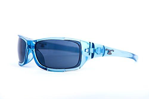 Triggernaut Sportsglasses Transmission (kristall blau, grau)