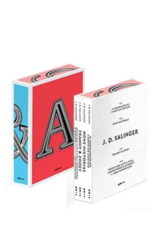 Caixa J D Salinger - 4 Vols