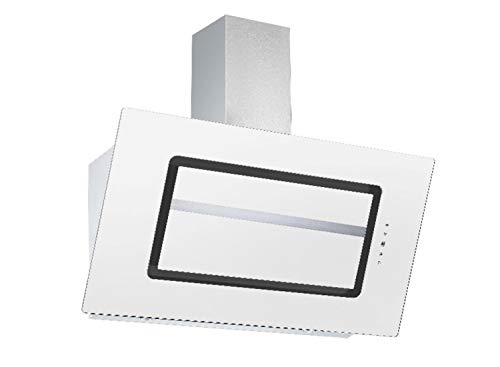 Vestel VHD90AWX Kopffrei Haube mit Touchbedienung 90cm A Weiß/Edelstahl