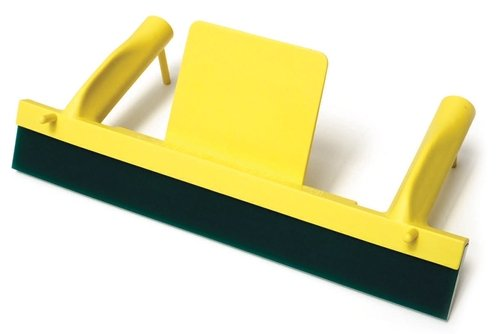 EZ Grip Squeegee for Screen Printing (with 70 Durometer Rubber)
