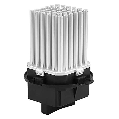 HAIQING Piano Sea Resistor de Motor de soplador 6441.S7 STEVER STOWER Motor ASISTOR ASISTOR Ajustar para Peugeot 307 407 Apto para Citroen C3 C4 C5 C6 6441S7 (Color : Black)