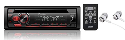 Pioneer Single Din In-Dash CD/CD-R/Rw, MP3/Wma/Wav Am/FM Front USB/Auxiliary Input MIXTRAX and...