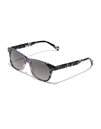 HAWKERS Nº35 Sunglasses, GRIS, One Size Unisex-Adult