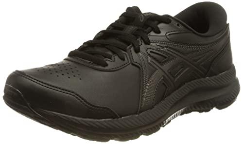 ASICS Gel-Contend SL, Zapatillas de Running Mujer, Negro, 41.5 EU
