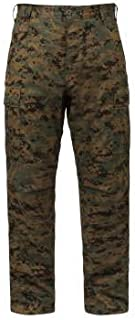 Rothco Camo Tactical BDU (Battle Dress Uniform) Military Cargo Pants