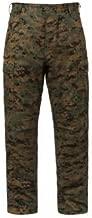 Rothco Camo Tactical BDU (Battle Dress Uniform) Military Cargo Pants