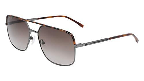 Lacoste L227S-024 Gafas, Grey, 59/17/145 para Hombre