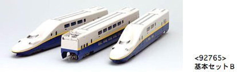 J.R. Series E4 Tohoku Joetsu Shinkansen (Max) (Basic Set B  3-Car Set) (Model Train)