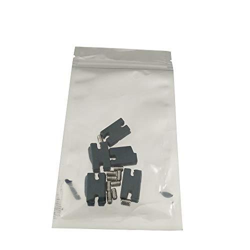 Liquida Tab - Kit de Relleno para Sistema FCS II (10 Tornillos, 5 Pastillas y Llave Fina)
