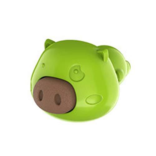 WT-YOGUET Hundespielzeug mit süßem Schwein, leckend, Gummi, bissfeste Backenzähne