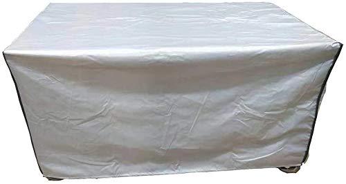Meubilair Beschermhoes Waterdichte Zonnescherm Locker Bench Stofafdekplaat, 2 Kleuren, Aanpasbaar