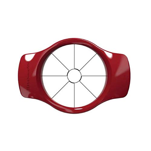 KitchenAid Classic Fruit Slicer, One Size, Red