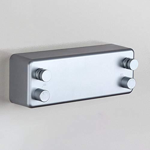 Tendedero Invisible tendedero ,Tendedero invisible,carcasa de plástico ABS,la longitud se puede ajustar libremente,diseño retráctil uniforme,extensible 4,2 metros,Cuerda para Tender la Ropa Extensible