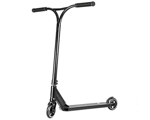 Lucky Covenant Complete Pro Stunt Scooter, Black