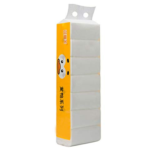 Museourstyty 14 rollos de papel para toallas domésticas,