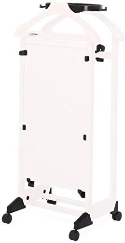 Foppapedretti Indossatore da Camera Mettimpiega Colore Bianco