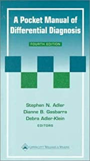 A Pocket Manual of Differential Diagnosis - by Adler, Stephen4th Edition