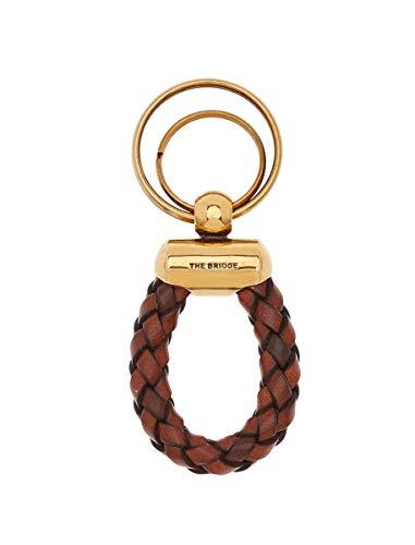 The Bridge Story Man ring key ring Brown 09251401 (Brown) 14
