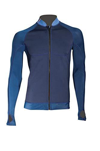 Beuchat Atoll - Chaqueta para Hombre (Talla X), Color Azul