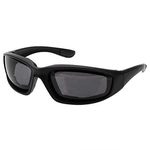 XCHJY Al Aire Libre a Prueba de Viento de la Motocicleta de Motocross Gafas de Sol Gafas Ciclismo Deportes Bicicleta Gafas de Motobike Hombres Gafas (Color : A)