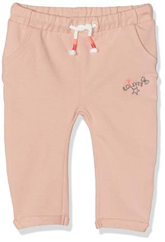 s.Oliver Baby-Mädchen 65.908.75.5050 Jogginghose, Rosa (Dusty Pink 4257), (Herstellergröße: 92)
