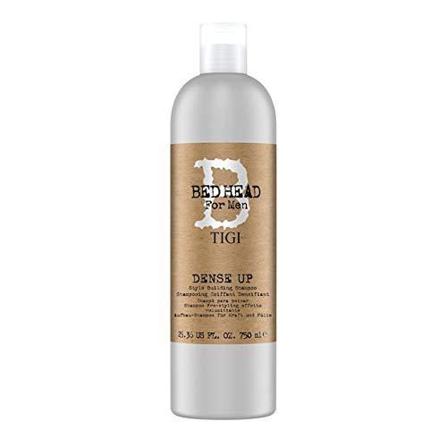 TIGI BED Head for Men Dense Up Thickening Shampoo, 1er Pack(1 x 750 ml)