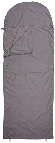 Salewa Erwachsene Microfibre Liner Silverized Schlafsack, orange, UNI