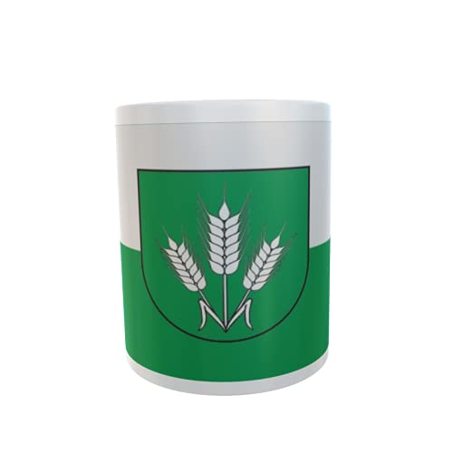 U24 Tasse Kaffeebecher Mug Cup Flagge Gardelegen OT Potzehne