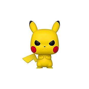 Funko Pop! Games  Pokemon - Grumpy Pikachu Multicolor 3.75 inches