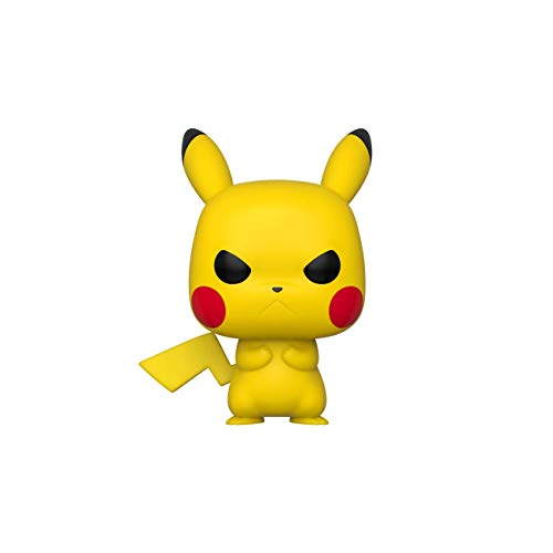 Funko Pop Games: Pokemon™ - Pikachu Vinyl Figure #48401