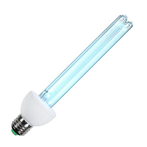 UV-C Light 25W UV Lamp 110V With Ozone Ultraviolet bulb