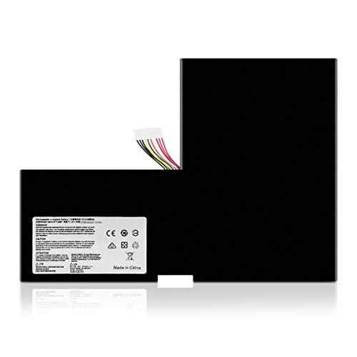 K KYUER BTY-M6F Batería para MSI GS60 2PC 2PE 2PL 2PM 2QC 2QD 2QE 6QC 6QE 2PE-060UK 2PL-011UK PX60 2QD 6QD 6QE Ghost Pro WS60 2OJ 6QJ 6QI MS-16H2 MS-16H3 MS-16H4 MS-16H6 MS-16H8 MS-16HX Laptop Battery
