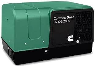 Cummins Onan 2.5HGJBB-1121 RV QG 2500 Watt LP Vapor Generator