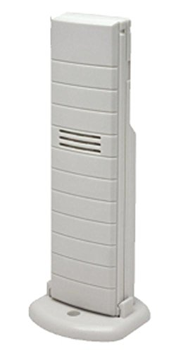 Technoline TX 35-IT Temperatursender, Außensender, Ersatzsender, Zubehör, 868 MHz (weiß mit Batterien)