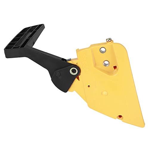Nicoone Tapa de cadena de embrague y freno de cadena, compatible con motosierra Poulan Pp295 Pp4620av 545139903 545081874