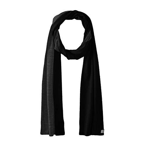 Minus33 Merino Wool Bufanda de lana merino alpino para mujer, Mujer, 6571, Gris oscuro, Talla única