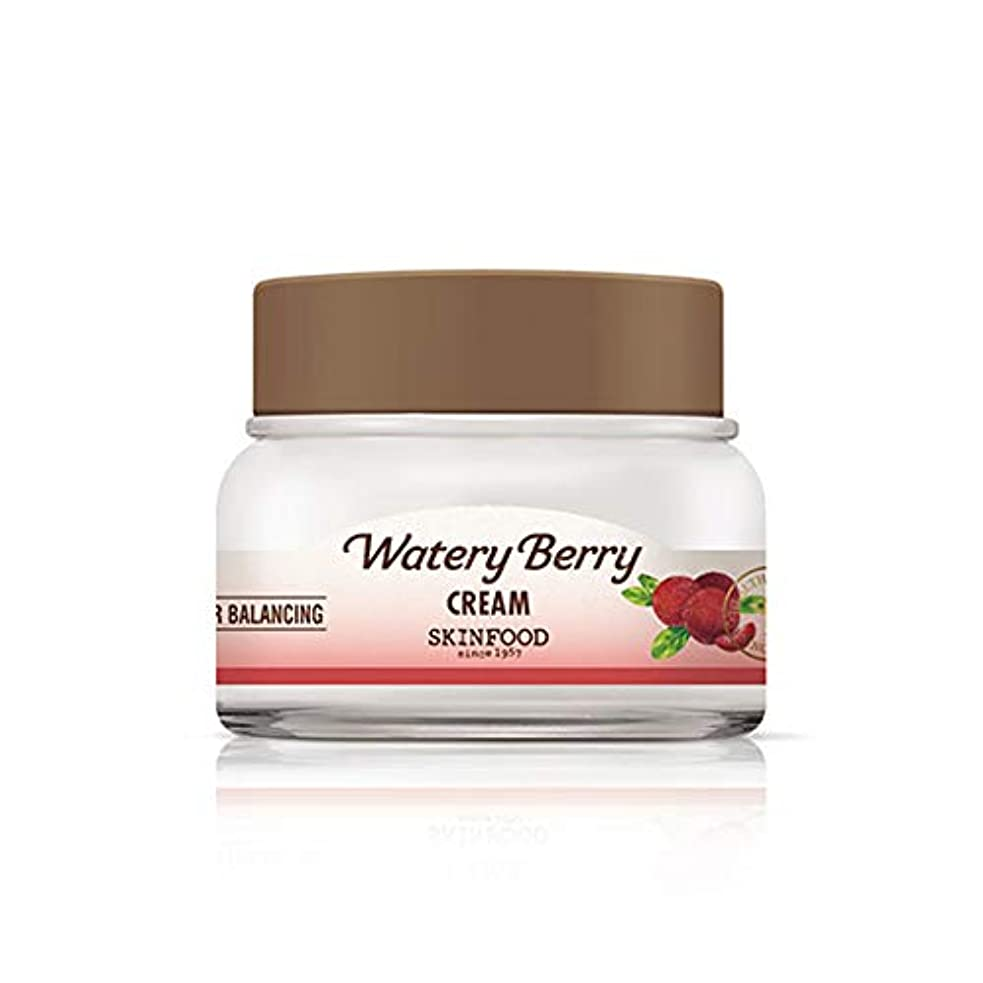 区別する葬儀クリアSkinfood 水っぽいベリーの生クリーム/watery berry fresh cream 70ml [並行輸入品]