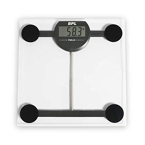 BPL Medical Technologies PWS-01 Personal Weighing Scale for...