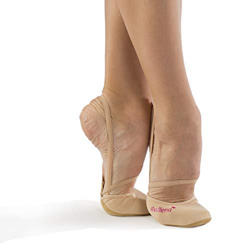 dvillena - Modelo Elite Ritmilove | Famosa Marca de Punteras de Gimnasia Rítmica Niña y Mujer | Las Puntas Que Usan Grandes Gimnastas Mundiales | Bailarinas Aérobica Deporte Danza Zapatillas Ballet