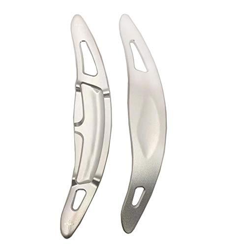 WBMKH Accesorios para automóviles Accesorios para automóviles de extensión de Paleta de Volante de Coche, para Porsche Panamera Macan Cayenne 718911