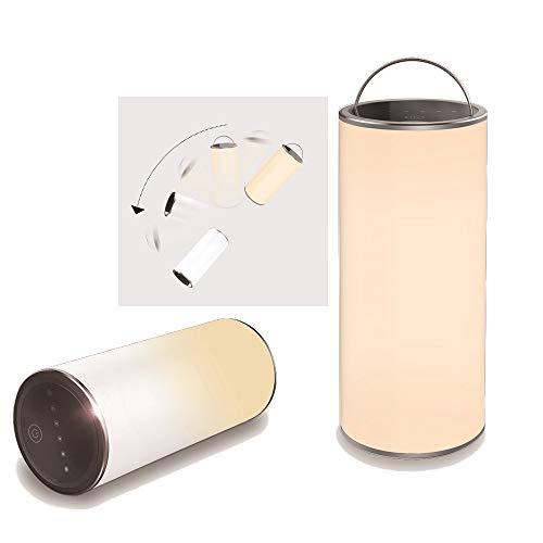 Tischlampe Terrassenlampe mit Farbwechsel Campinglampe Akku