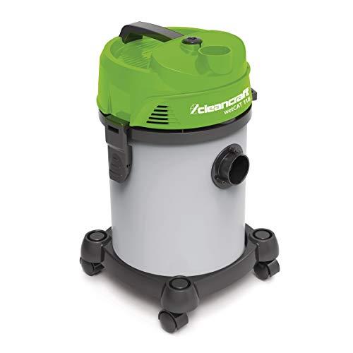 Cleancraft Cleancraft Nass-/Trockensauger wetCAT 118, ergonomisch, mit Blasfunktion, umfangreiches Zubehör, 7001118