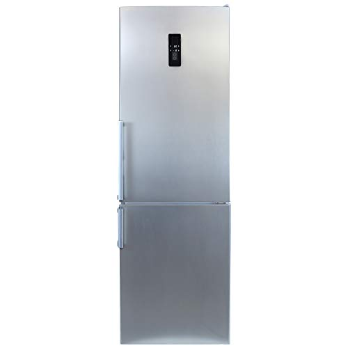 Equator-Conserv Energy Star 11 cu.ft. 24' Bottom Freezer Apartment Refrigerator Stainless