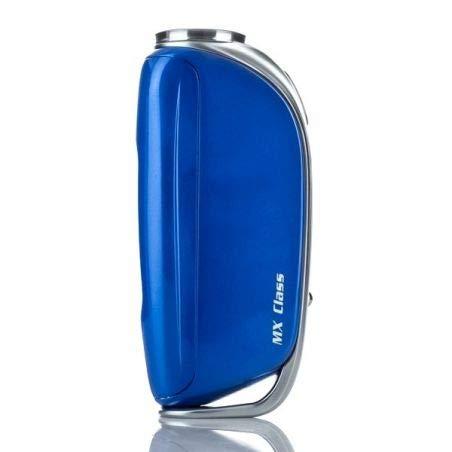 Yihi SX480J-BT Mini MX Class 75W Box Mod für E-Zigarette aus Edelstahl und Aluminium, Farbdisplay blau