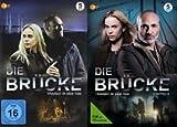 Die Brücke - Transit in den Tod: Staffel 1+2 (10 DVDs)