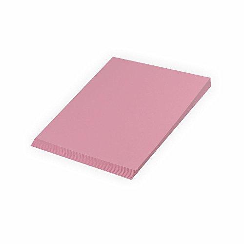 Tonpapier 130 g A4 20 Blatt Rosa