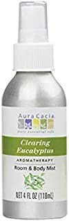 Aura Cacia Aromatherapy Mist Eucalyptus Harvest, 4 Fluid Ounce