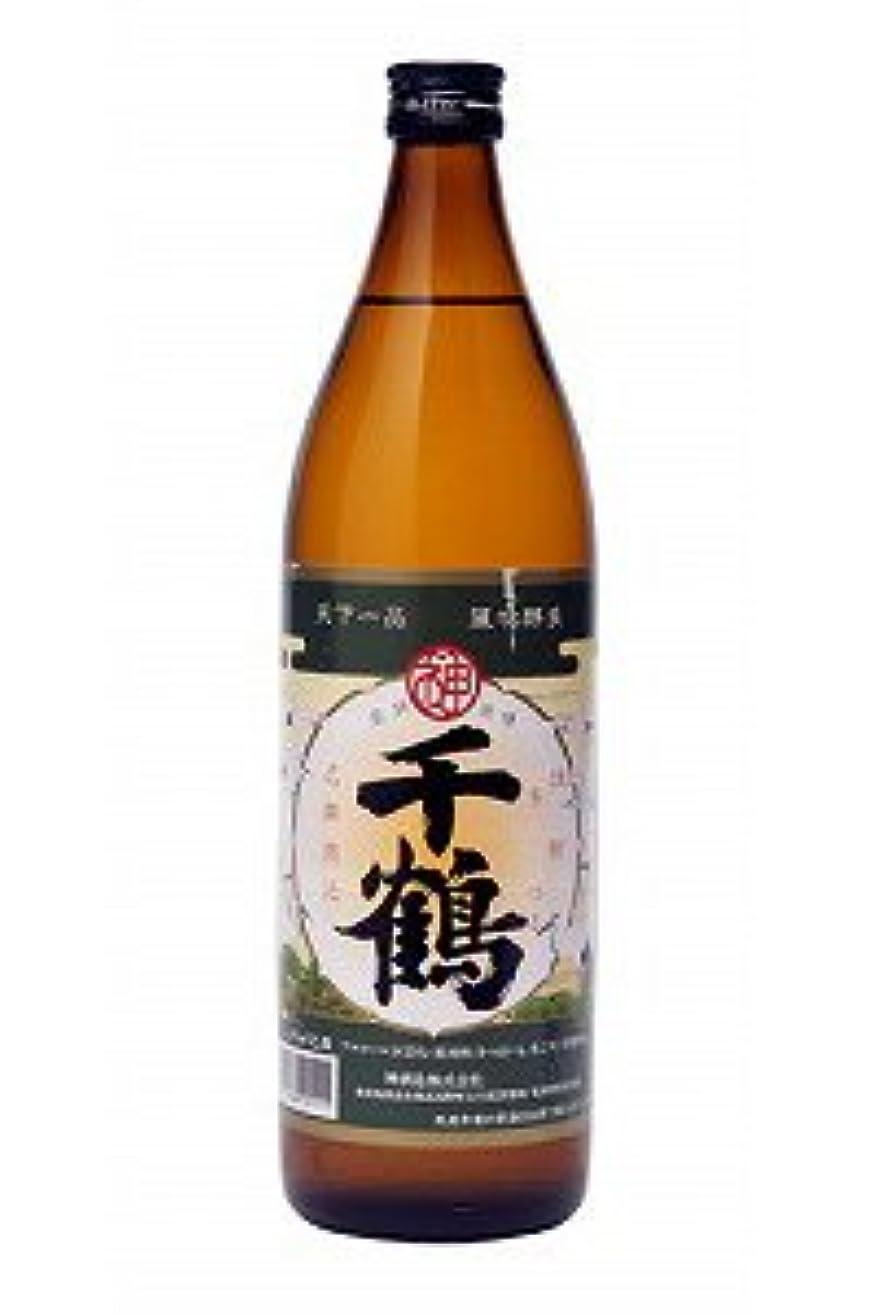 歴史的歌うキラウエア山神酒造 千鶴 芋焼酎 25度 900ml e638